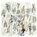 熊谷直人:東京藝術大学『樹世界』<br />S80号:1.455×1.455