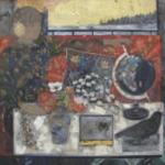 窪井裕美:東京藝術大学『長い冬』<br />F100号:1,620×1,300