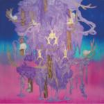 小林あずさ:東京藝術大学『しつらえ』<br />S100号:1,620×1,620
