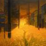 永沢碧衣:秋田公立美術大学『地名想-あいのの-』<br />730×1,170