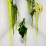 大野実奈:神戸芸術工科大学『何よりか誰」』<br />F100号:1,620×1,300