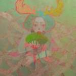 趙蕾:女子美術大学『食べたい』<br />F100号:1,620×1,300